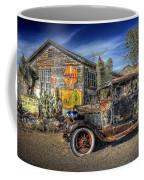 300 Miles Of Desert Coffee Mug
