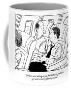 It's Been Nice Talking Coffee Mug
