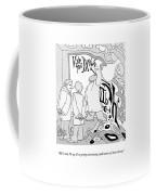 All In All, I'd Say It's A Pretty Convincing Coffee Mug