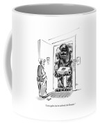 I Am A Golem Coffee Mug