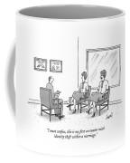 I Must Confess Coffee Mug