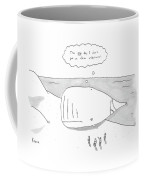 New Yorker January 28th, 2008 Coffee Mug
