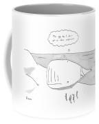 New Yorker January 28th, 2008 Coffee Mug by Zachary Kanin