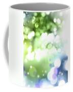 Abstract Circles 51 Coffee Mug