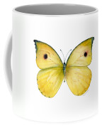 32 Dercas Lycorias Butterfly Coffee Mug