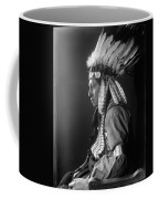 Sioux Native American, C1900 Coffee Mug