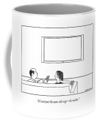 It's Not Just The Same Old Crap - It's Wider Coffee Mug