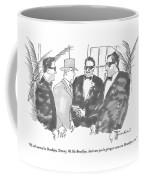We All Moved To Brooklyn Coffee Mug