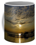 An Outer Banks Of North Carolina Sunset Coffee Mug