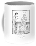 I'm Turning Into My Father Coffee Mug