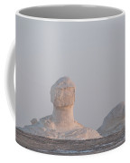 White Desert Coffee Mug