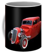 34 Ford Coupe Coffee Mug