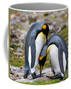 King Penguins Coffee Mug
