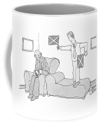 New Yorker March 17th, 2008 Coffee Mug