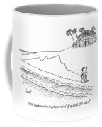 Will You Please Try To Get Your Mind Coffee Mug