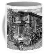Mertz Runabout Coffee Mug