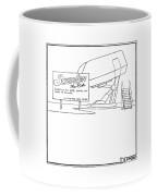 Scranton The Ride Coffee Mug