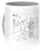 New Yorker July 7th, 2008 Coffee Mug by Paul Noth