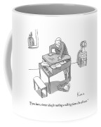 If You Have A Better Idea For Making A Talking Coffee Mug