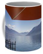 Alpine Lake Coffee Mug