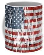 American Flag 49 Coffee Mug