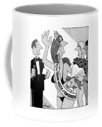 New Yorker April 14th, 2008 Coffee Mug