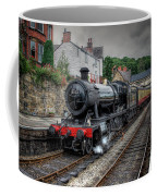 3802 At Llangollen Station Coffee Mug