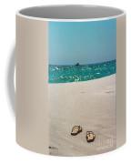 #384 33a Sandals On The Beach - Destin Florida Coffee Mug