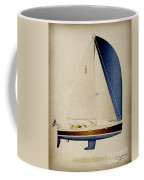 39 Blue Spinnaker Coffee Mug