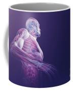 Human Anatomy Coffee Mug