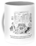 Great News! Your Novel Is In A Medium-size Pile Coffee Mug