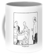 Fresh Pepper Spray? Coffee Mug