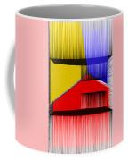 3d Abstract 1 Coffee Mug by Angelina Vick