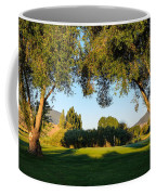 3rd Green At Quilchena  Coffee Mug