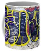 3t Graffiti Coffee Mug
