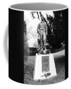 Pere-lachais Cemetery In Paris France Coffee Mug