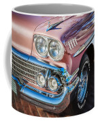 1958 Chevrolet Bel Air Impala Painted  Coffee Mug