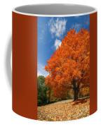 A Blanket Of Fall Colors Coffee Mug