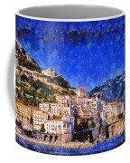 Amalfi Town In Italy Coffee Mug