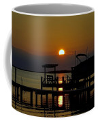 An Outer Banks North Carolina Sunset Coffee Mug