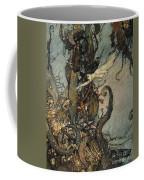 Andersen: Little Mermaid Coffee Mug