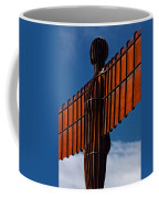 Angel Of The North Coffee Mug