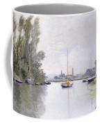 Argenteuil Coffee Mug by Claude Monet