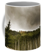 Aspen Trees In Vail Coffee Mug