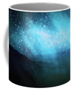 Aurora Borealis Coffee Mug by Setsiri Silapasuwanchai