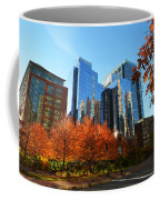 Autumn In Boston Coffee Mug