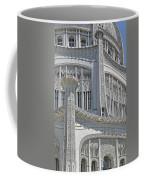Bahai Temple Wilmette Coffee Mug