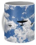 Battle Of Britain Memorial Flight Coffee Mug