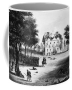 Battle Of Germantown, 1777 Coffee Mug