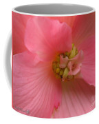 Begonia Named Nonstop Pink Coffee Mug